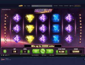 mBit Casino Screenshot #1