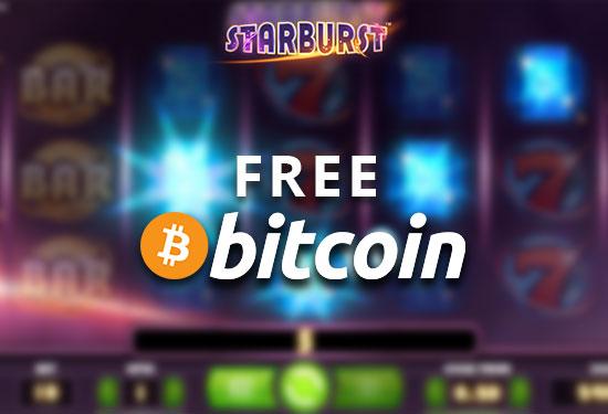 Starburst Slot Free Bitcoin