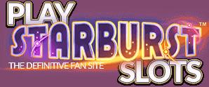 Starburst Slots Logo